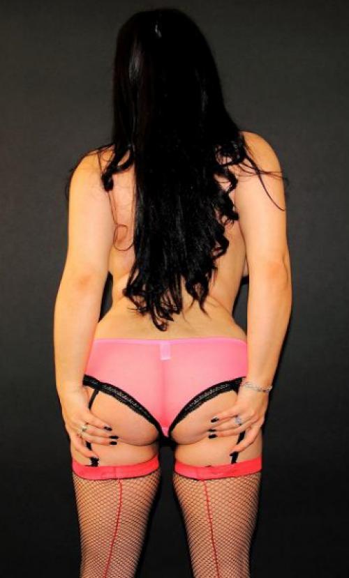 Sissy maid spanked